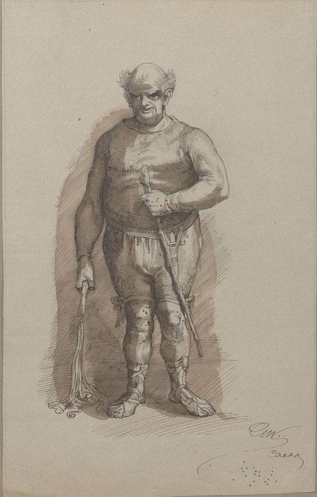 Scharfrichter - ULB Münster - Sammlung Haxthausen 16,059