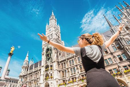München Stadtrundfahrten
