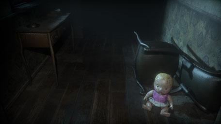In Project Nightmares erlebt ihr Albträume anderer Peronen hautnah. Bilderquelle: NC
