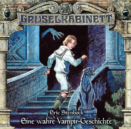 CD-Cover Gruselkabinett Folge 170