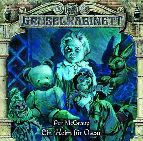 CD-Cover Gruselkabinett Folge 169
