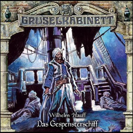 CD-Cover Gruselkabinett Folge 171