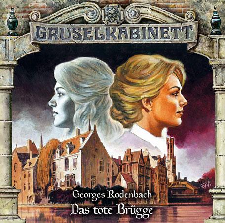 CD-Cover Gruselkabinett Folge 168