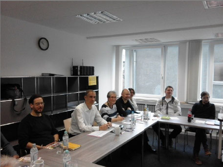 Teilnehmer Seminar Pflegeversicherung mit Rechtsanwältin Anja Bollmann