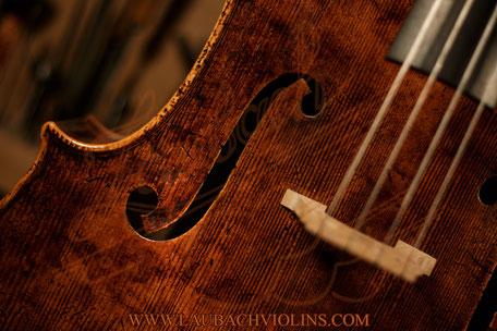 Laubach master cello