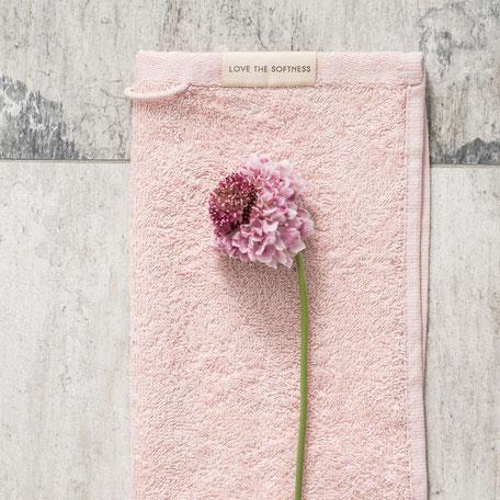 Roze Walra handdoeken