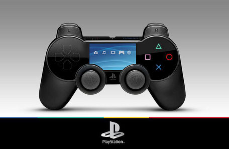 Playstation Controller touch (quelle: Sony)