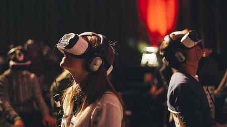 VR-Kino mit Samsung Gear VR