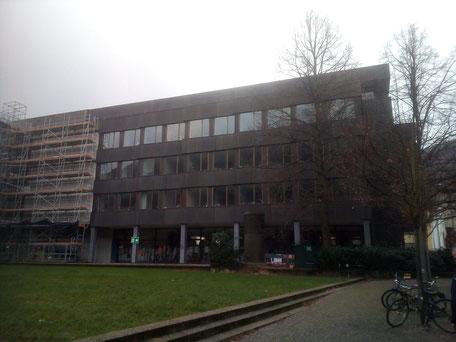 Marstall (Heidelberg): Sitz des Instituts für Klassische Archäologie und Byzantinische Archäologie