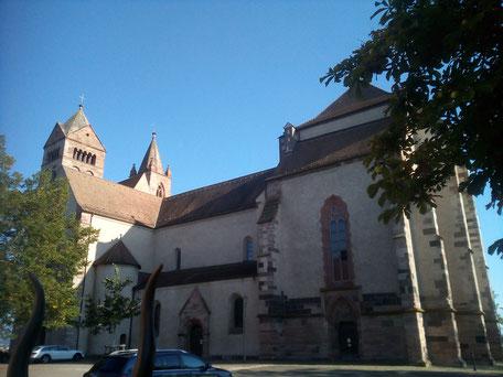 Münste St. Stefan (Foto Archiv Halbedl)