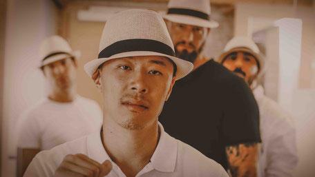 Für das Projekt konnte der aus denMatrix-Filmen bekannte Cha-Lee Yoon gewonnen werden. Foto: QREATE