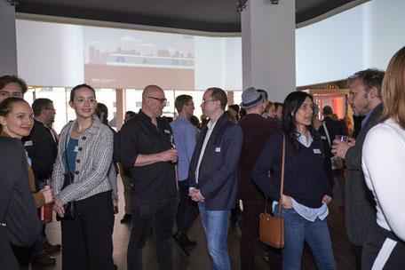 Großer Zuspruch für das Netzwerktreffen der Filmbranche am Oberrhein. (Foto: Peter Fauland)