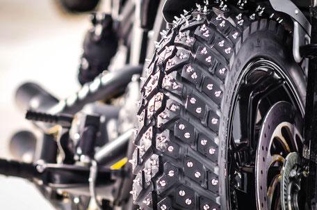 mountain bike elettrica di potenza reale