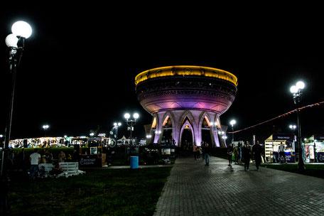 Tasty Festival diese Woche in Kazan