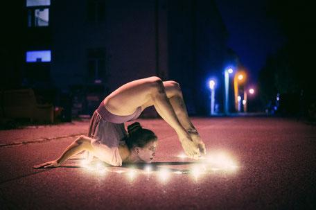 Yoga Augsburg, Backbend