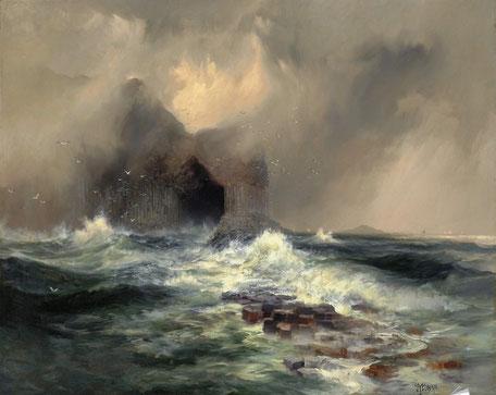 arts visuels la mer