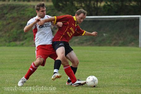 Germania Breitenberg (rot) vs TSV Landolfshausen