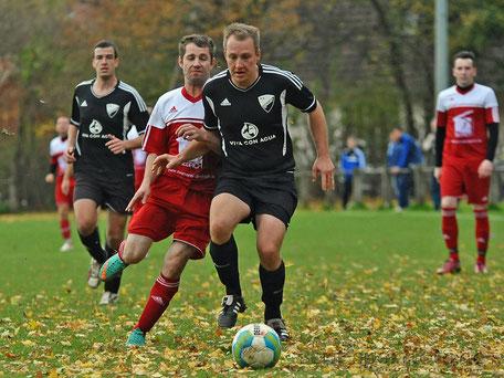 SW Bernshausen II vs SG Rhume II (rot)