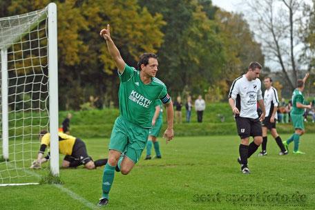 SV Seeburg (grün) vs Hertha Hilkerode