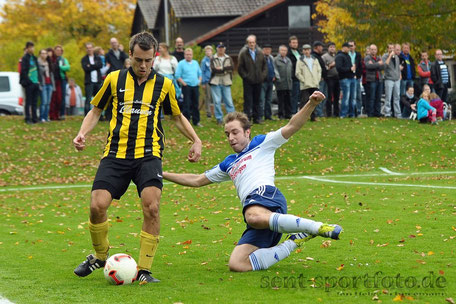 FC Höherberg (gelb) vs TSV Seulingen