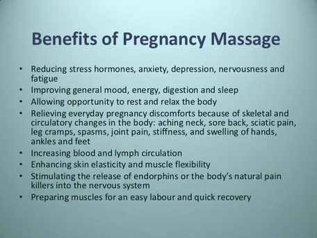 The benefits of harmonious and relaxing Pregnancy Hawaiian lomilomi Massage.