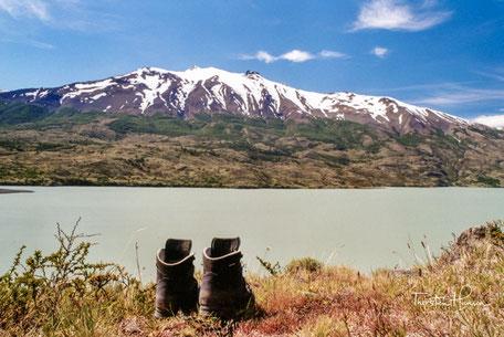 Erleben Sie mit dem Reiseleiter Thorsten Hansen, die Umrundung des Torres del Paine in Chile