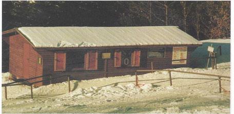 Lifthütte ab 1984 mit Ankerlift