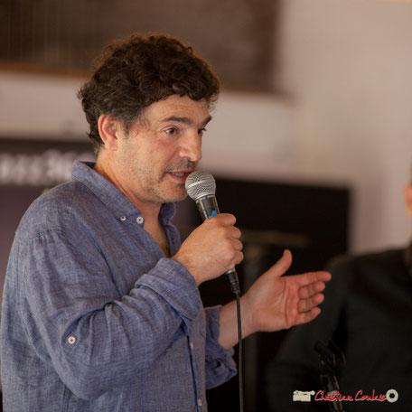 Serge Moulinier; Serge Moulinier Quintet. festival JAZZ360 2018, Camblanes-et-Meynac. Samedi 9 juin 2018. photographe : Christian Coulais
