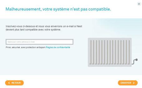 Partage de données avec Nest, oAuth chauffage électrqiue