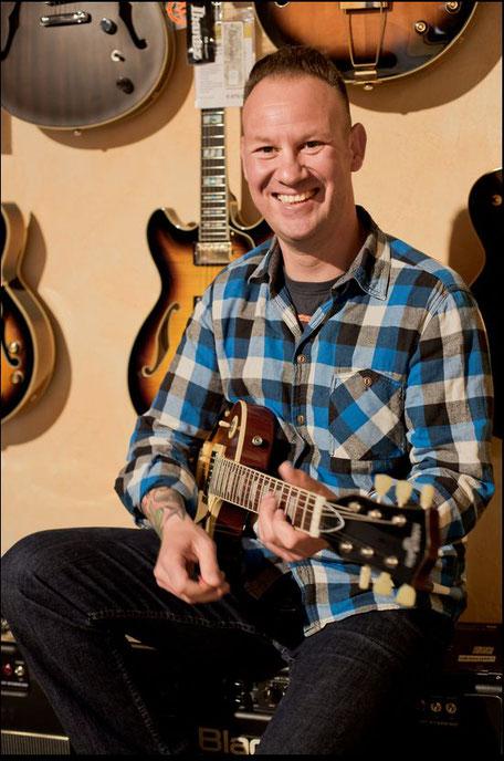 Dennis Kaluscha - Dein Gitarrenlehrer von der Guitarschool Hemmingen