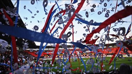 Der Erfolg kehrt zurück. 96 im Landespokal.