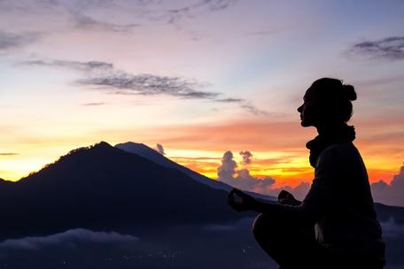 Meditationsgemeinschaft Online gemeinsam wachsen mit Meditation - Wege zum Sein www.wegezumsein.com