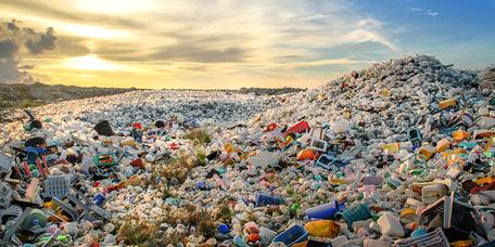 Bild von der Facebook Seite Plastic Pollution Coalition
