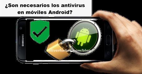 Es necesario un antivirus en moviles Android