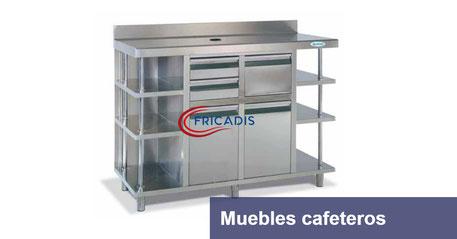 Muebles cafeteros para hosteler a en canarias fricadis - Muebles gran canaria ...