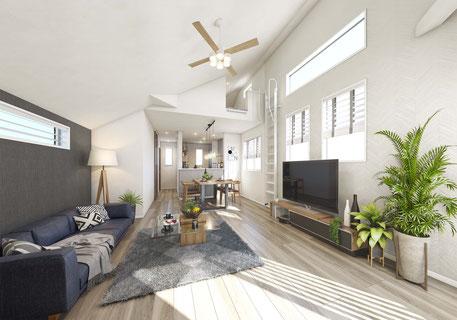 新築分譲住宅  AGRATIO EXE 北浦和  ダイニング