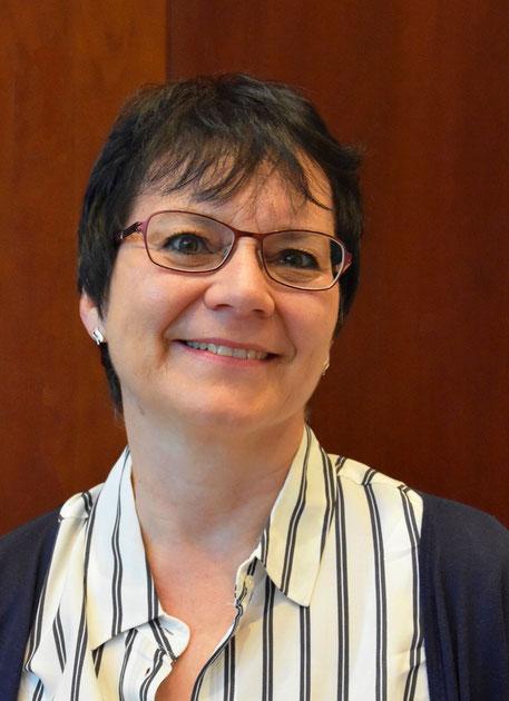 Geschäftsleiterin apropos büro und Ihre persönliche Beraterin Ruth Blunier