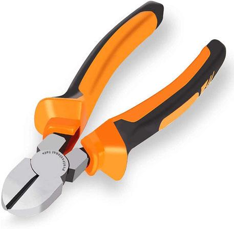 corta alambre aplicaciones de electricidad, electrico corta alambre, guatemala, electronica, electronico, corta alambre angulo, herramienta electrica