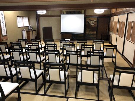コロナ対策 静岡県 島田市 接待 法事 顔合わせ 日本料理