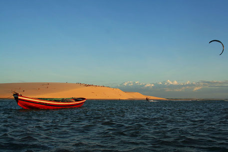 Jericoacoara sand dune