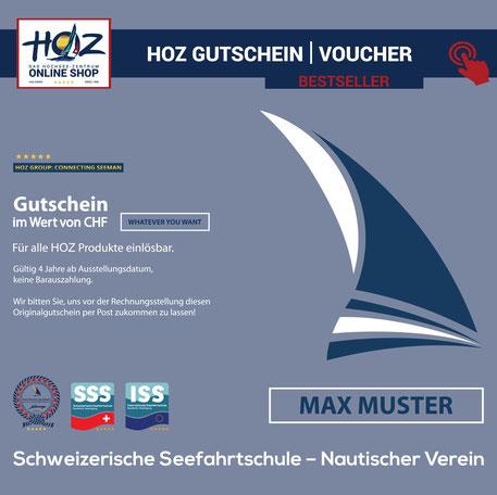 ONLINE SHOP | HOZ Gutschein | Voucher | www.hoz.swiss