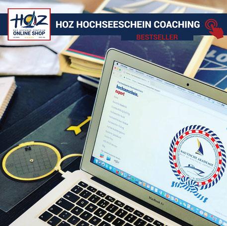 Advanced | HOZ Hochseeschein Cloud | www.hoz.swiss