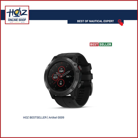 HOZ ONLINE SHOP | Garmin Fenix 5X Plus | www.hoz.swiss