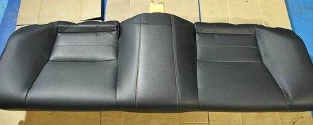 GT-R 所沢 消臭 BNR34 シートクリーニング 車内クリーニング ルークリ