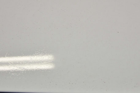 BNR34のボディに鉄粉除去剤