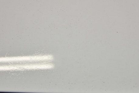 BNR34 ボディの鉄粉除去 車の鉄粉 スカイラインGT‐R