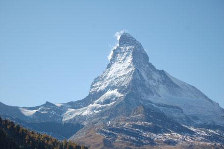 Ausflug Zermatt