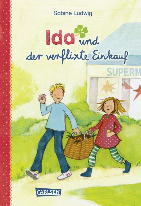 Ida und der verflixte Einkauf 07|2016 CARLSEN