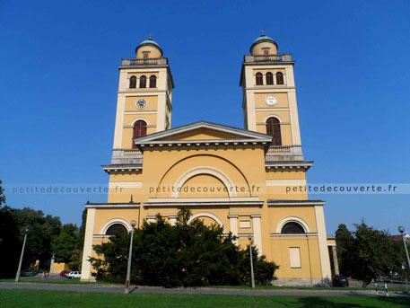 Basilique Eger Hongrie Petite découverte