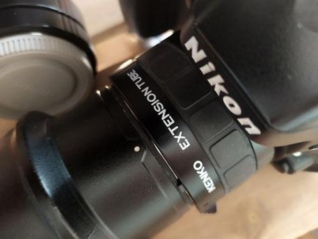 36mm monté sur 70-200 et D600